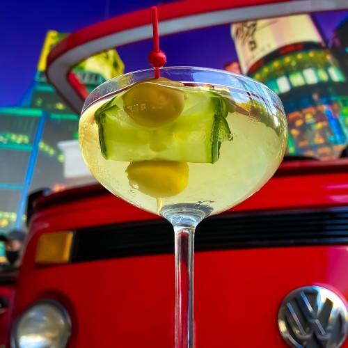 Nakombi lança nova carta de drinks