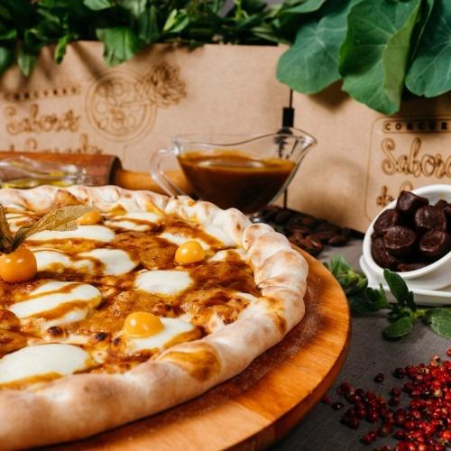 Ex-MasterChef assina novos sabores da Pizza Cesar