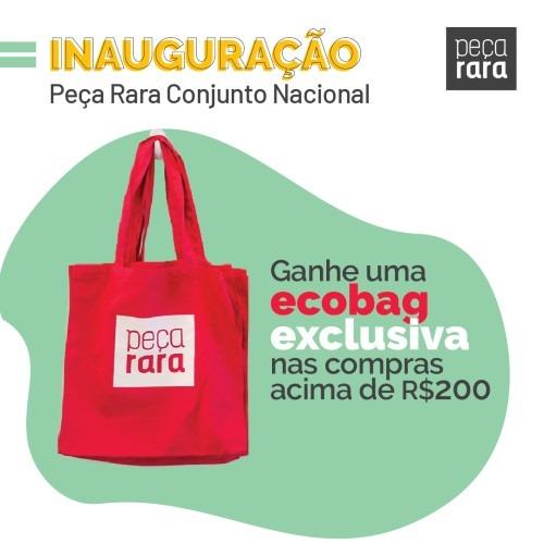 Peça Rara inaugura loja conceito no Conjunto Nacional