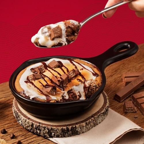 Nova sobremesa do Outback Steakhouse