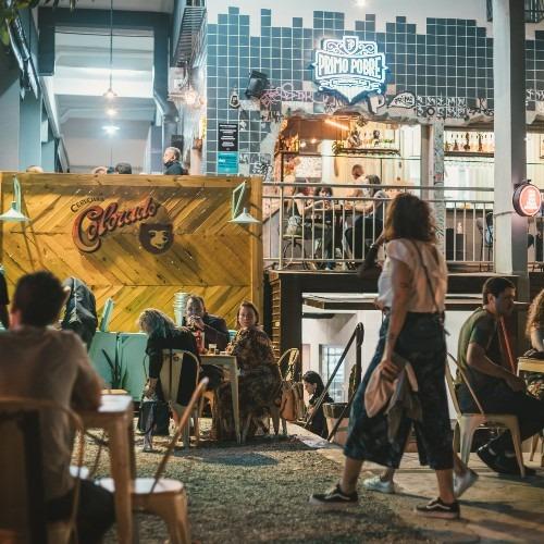 GDF restringe horário de bares e restaurantes
