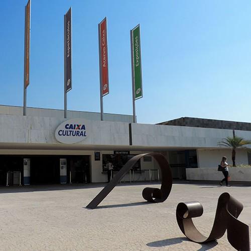 Programação Caixa Cultural Brasília