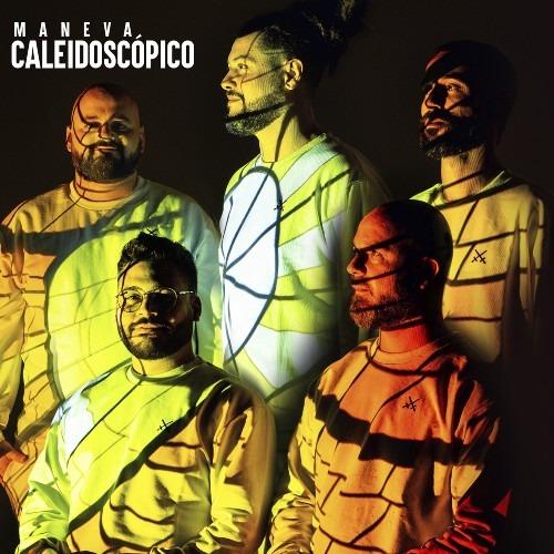 """Maneva lança o álbum """"caleidoscópico"""" em comemoração aos 15 anos de carreira"""