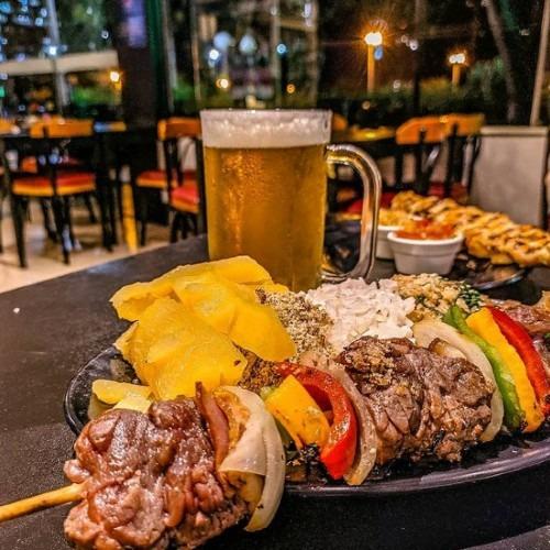 Happy Hour de verão no Sabor Brasil