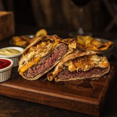 Promoção para delivery e take out no Inforno Burger D'Italia