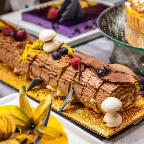 Receita de Rocambole de Chocolate para a Páscoa