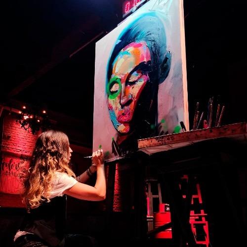Art Battle Brasil – Desafio 20 Minutos – A maior batalha de arte do Brasil