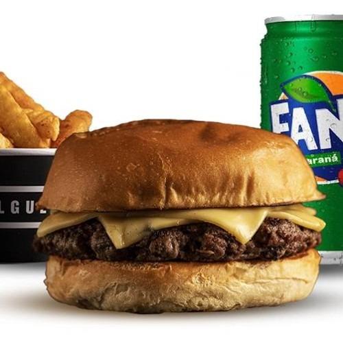 Bullguer lança combo de almoço no delivery