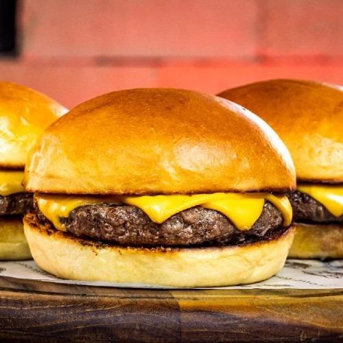 Dia do Hambúrguer na 389 Burger