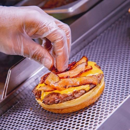 Dia do Hambúrguer no Tá Doido Burger
