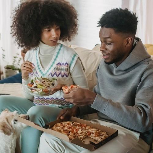 Dia dos Namorados na Pizza Cesar