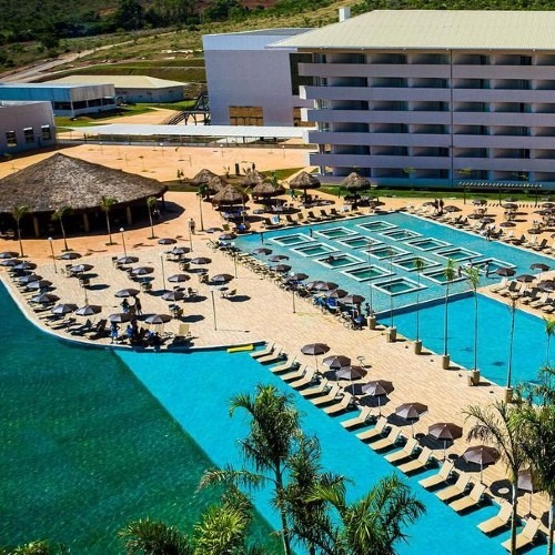 Férias de julho no Tauá Resort Alexânia