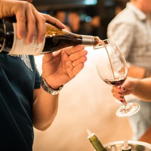 Curso de vinhos Wine Time no Complexo Gastronômico do ParkShopping
